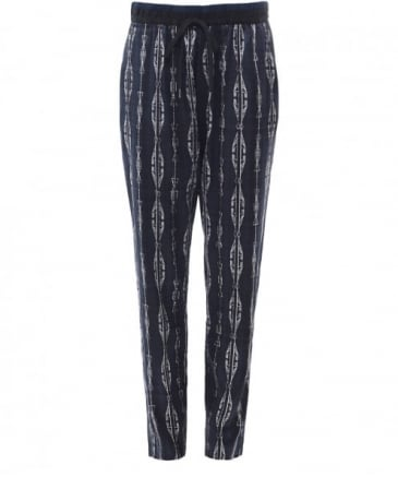 Martinez Print Trousers