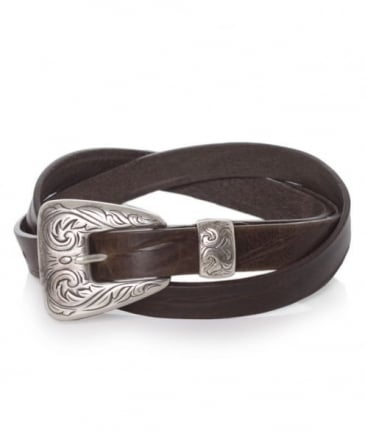 Ornate Buckle Belt
