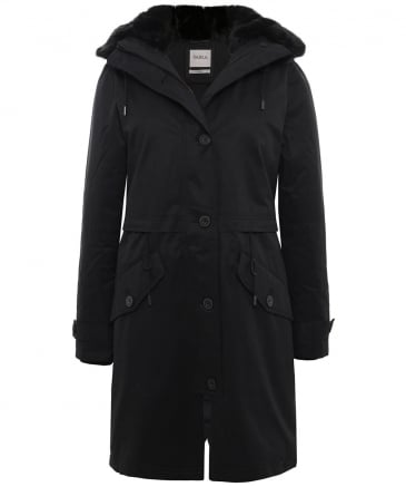 Faux Fur Trim Lucinda Essential Parka