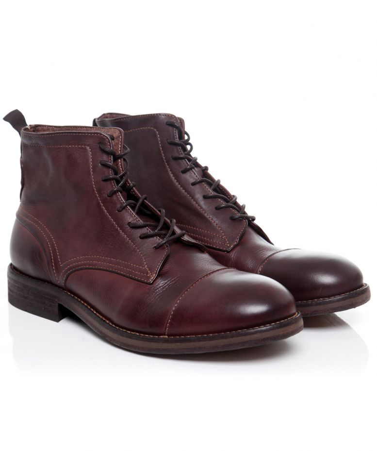 Hudson London Drum Dyed Palmer Boots