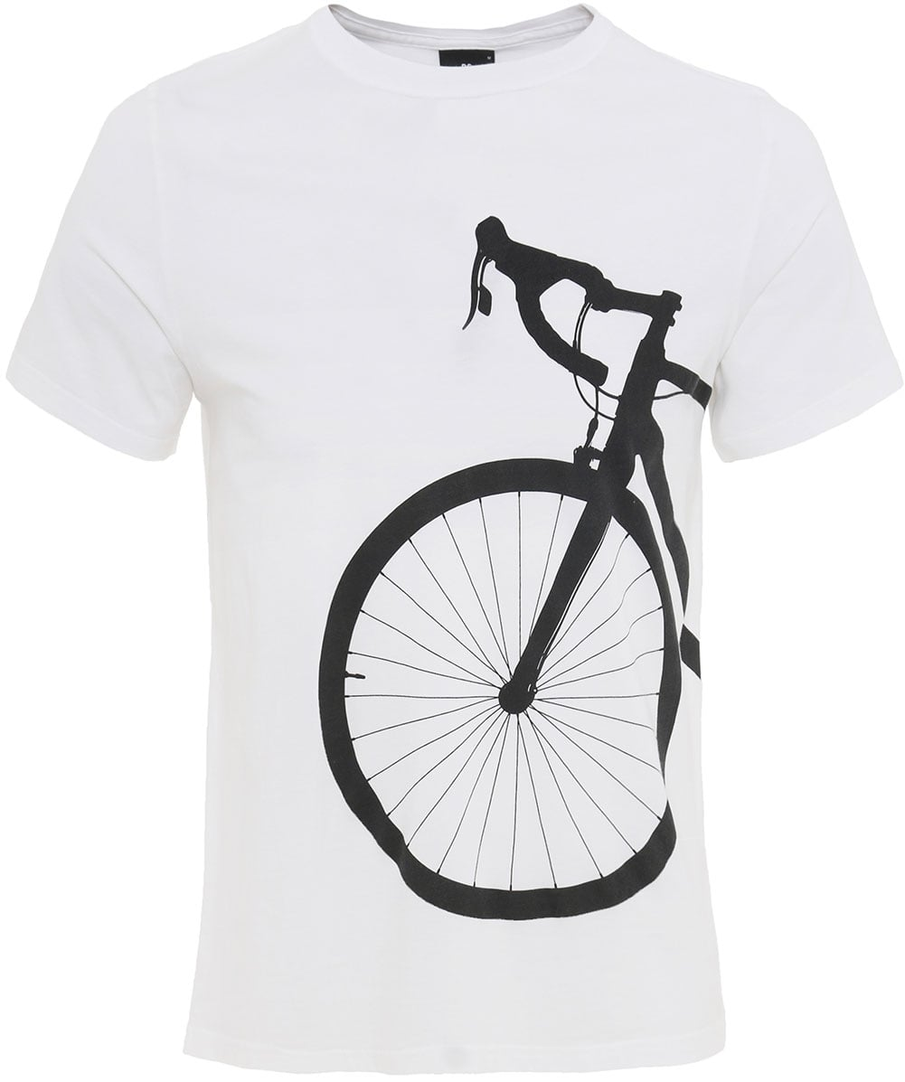 Paul Smith Bio Baumwolle Fahrrad t shirt