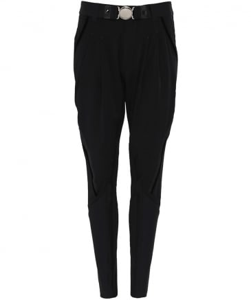 Skive Tapered Tuxedo Trousers