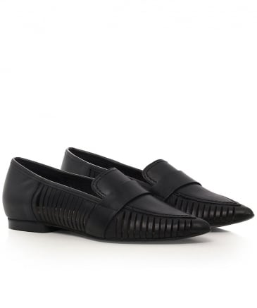 Clara Leather Loafers