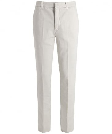 Cotton Stretch Trousers