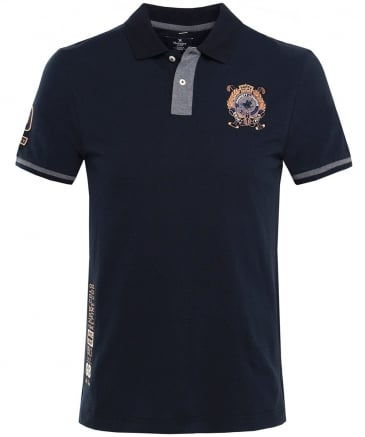 Classic Fit Snow Polo Shirt