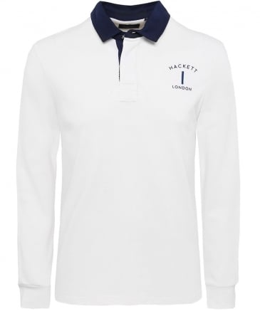 Long Sleeve Mr. Classic Polo Shirt