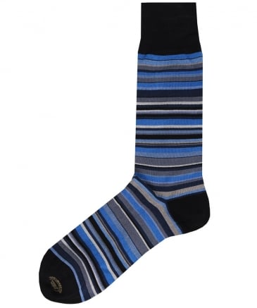 Glorious Striped Socks