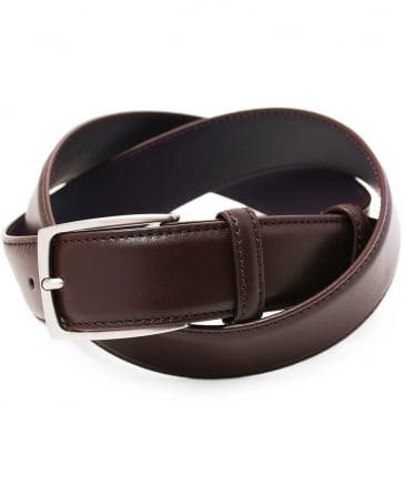 Leather Box Belt
