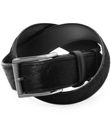 Pony Hair Belt