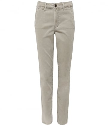 Skinny Denim Chinos