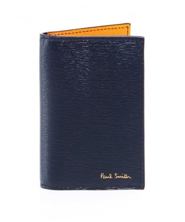 Saffiano Leather Card Holder