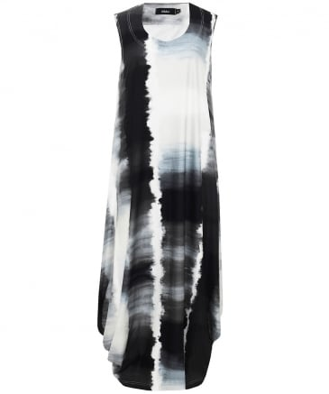 Long Utan Tie Dye Dress