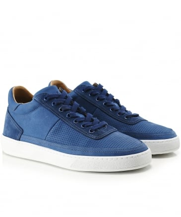 Leather Dizon Trainers