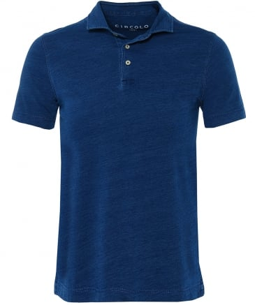 Jersey Cotton Polo Shirt