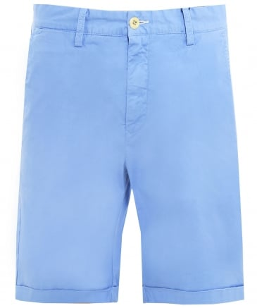 Regular Fit Sunbleached Chino Shorts
