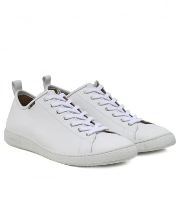 Leather Miyata Trainers