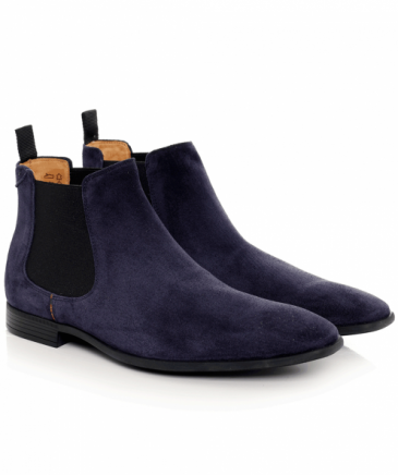 Suede Falconer Chelsea Boots