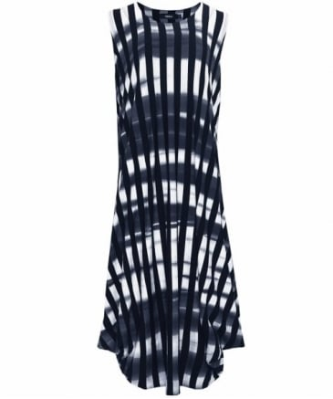 Utan Stripe Jersey Dress