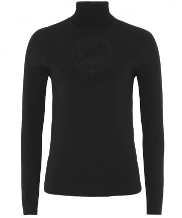 Salma Polo Neck Top