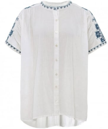 Embroidered Peli Top