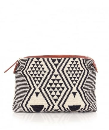 Beaded Esi Clutch Bag