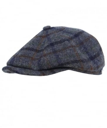 Hatteras Checked Wool Cap