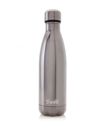 17oz Metallic Water Bottle