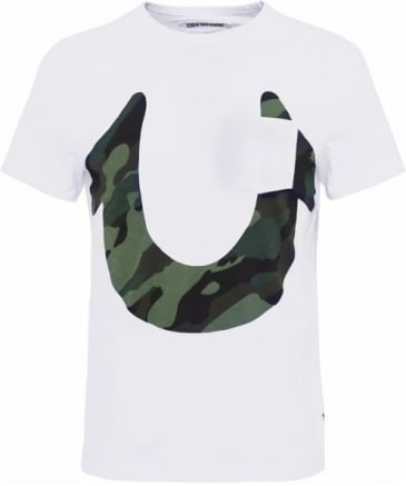 Camo Horseshoe T-Shirt