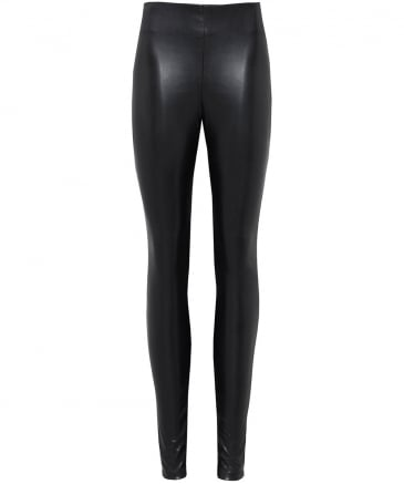 Berdine Leather Effect Leggings