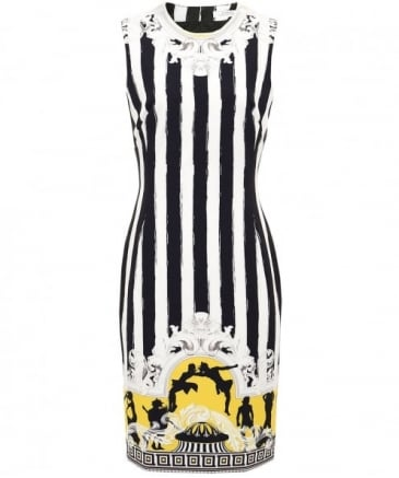 Humbug Striped Dress