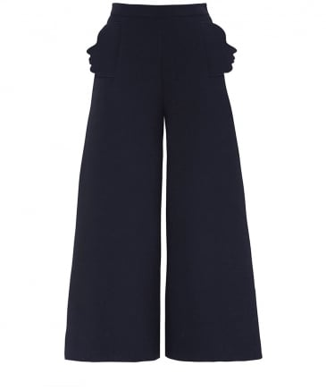 Elefante Wide Leg Trousers
