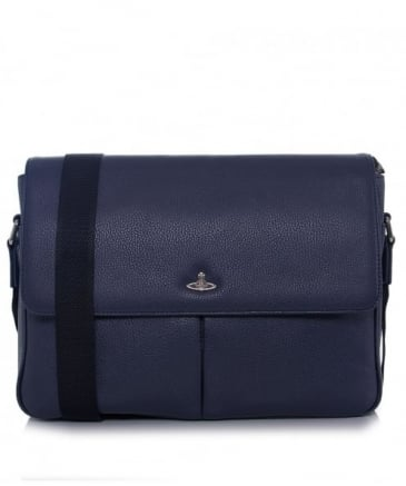 Leather Milano Postman Bag